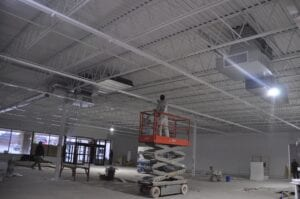 MTM Commercial Painting